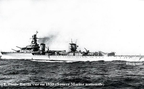 L Emile Bertin vu en 1939