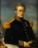 Portrait de Jules Dumont d UrvilleDumont d Urville