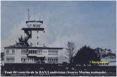 Photo tour de controle de la BAN Landivisiau