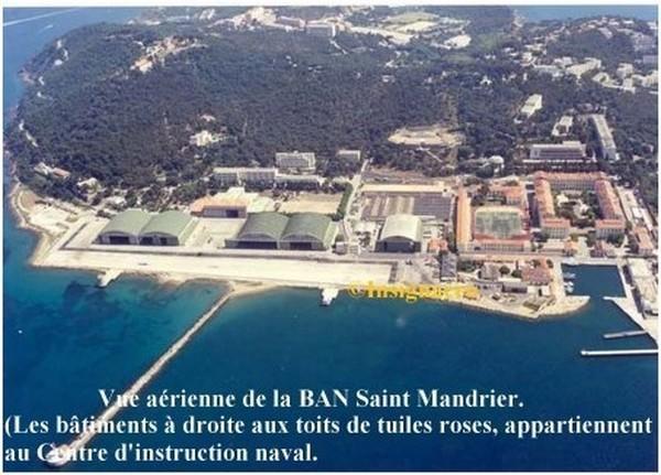 Vue BAN Saint Mandrier