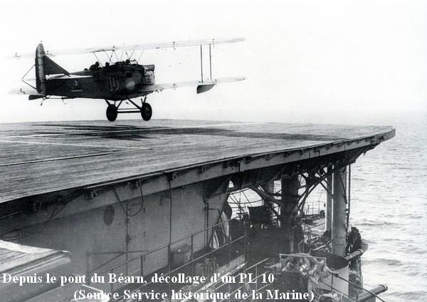 PA Bearn decollage d un PL10