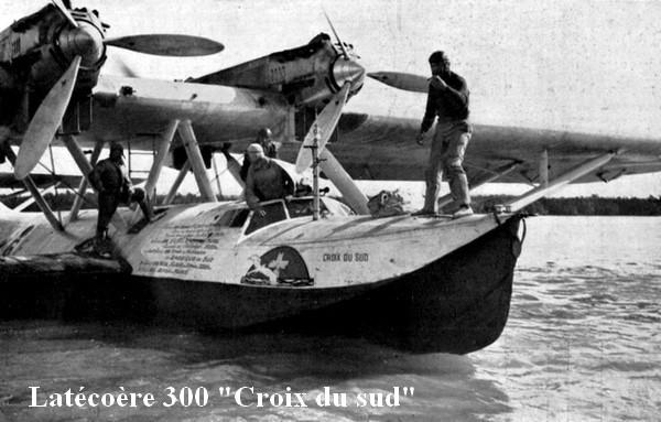 Hydravion Latecoere 300 Croix du Sud