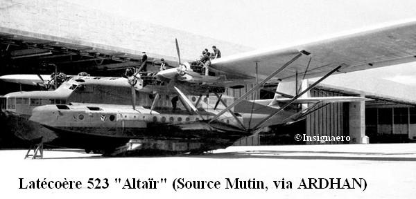 Latecoere 523 Altair