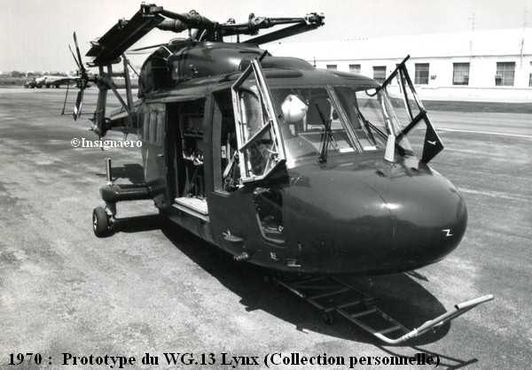 1970 a St Raph. Proto du Lynx WG13