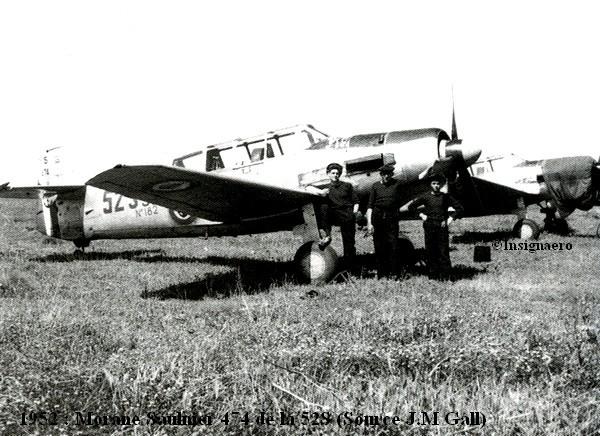 1952 MS 474 de la 52S de Khouribga