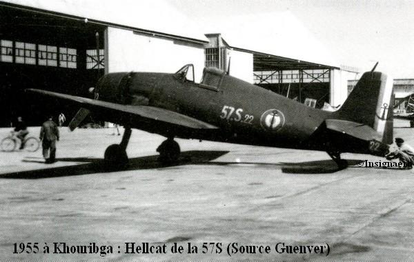 1955 Hellcat de la 57S