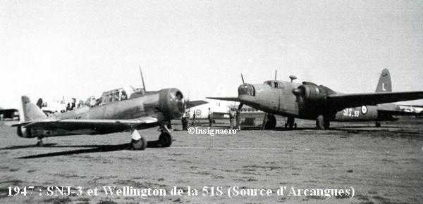 51S SNJ et Wellington