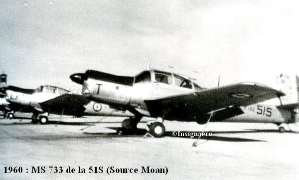 51S et MS 733