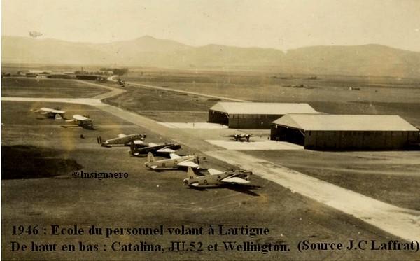 EPV a Lartigue en 1946