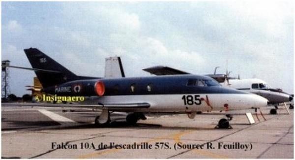 Falcon 10A de la 57S