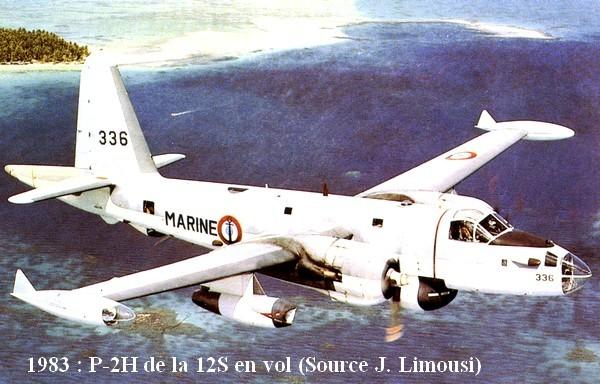 1983 P2H de l escadrille 12S