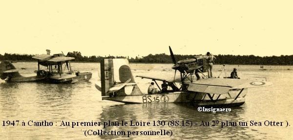 Indo a Cantho en 1947 hydro de la 8S