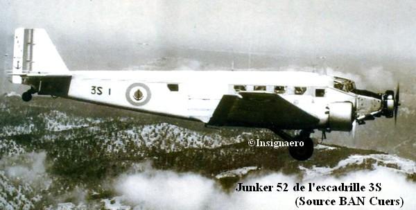 Julie 52 de l escadrille 3S