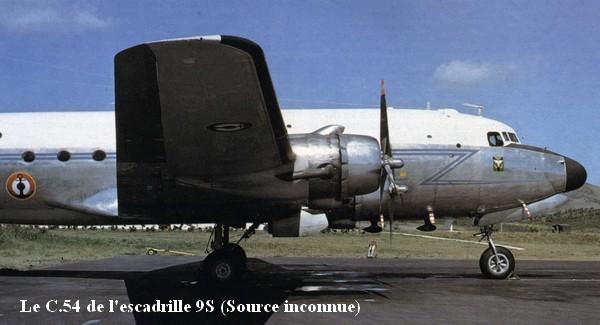 Le C54C de la 9S