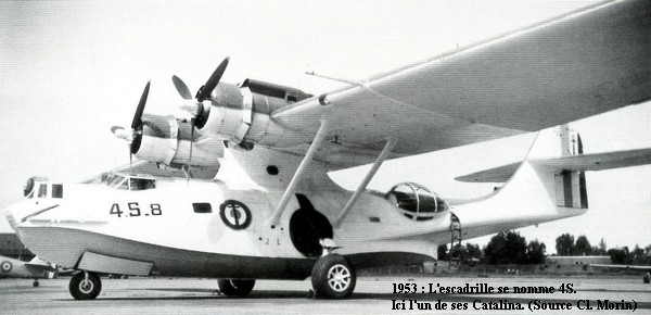 PBY Catalina de la 4S de Lartigue