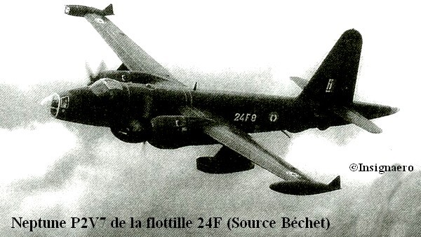 24F. P2V7 en vol