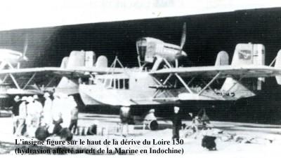 Photo du Loire 130 du Cdt Marine Indo
