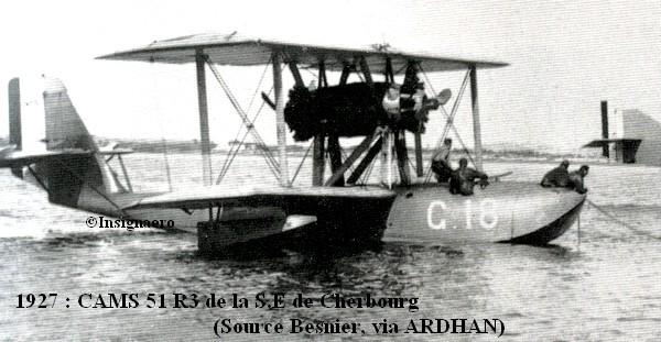 CAMS 51R de la S.E de Cherbourg