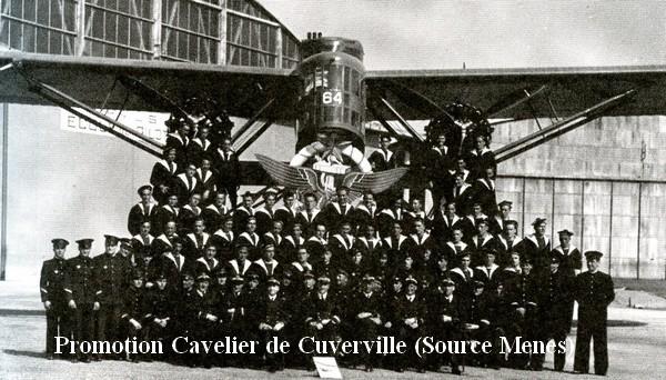 Photo de la promo Cavelier de Cuverville.