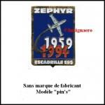 59S retrait des Zephyr