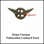 Firme Farman Luchard Paris