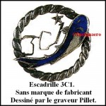 3C1 metal rond Pillet