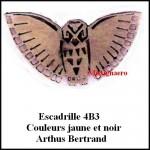 4B3 metal Arthus Bertrand sans soleil