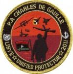 Tissu CDGT Operation Harmatan 2011