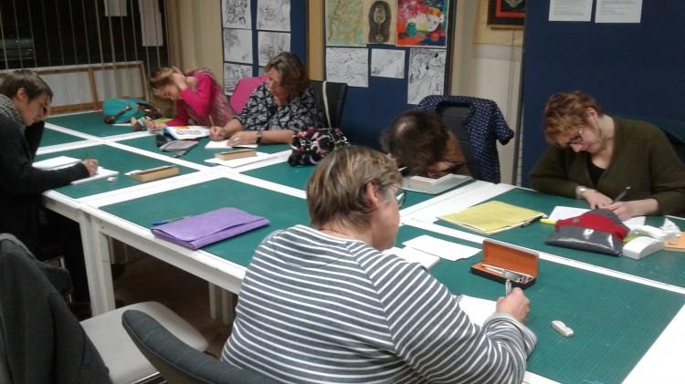 Atelier d ecriture a Mer 2