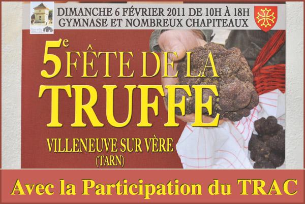 01 Affichette  Truffe