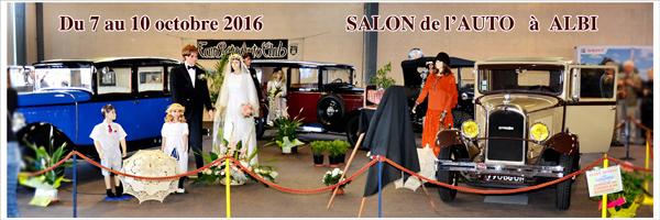 Band Salon Auto 2016