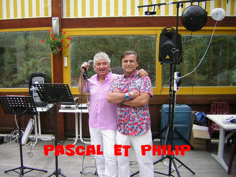 AFFICHETTE PASCAL ET PHILIP 2016