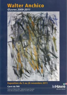 affiche exposition Le Havre 2011