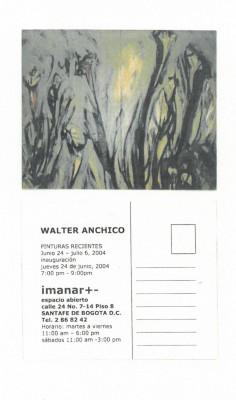 galerie imanarte carton 2004