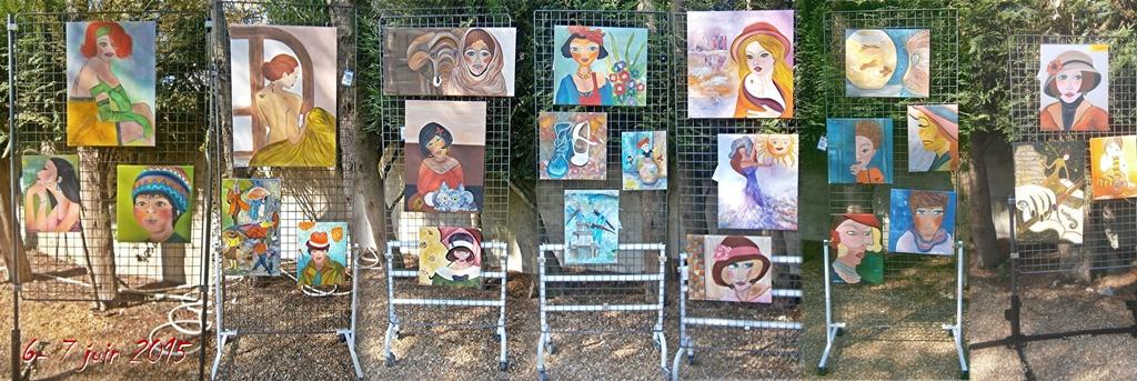 expo juin 2015les toiles
