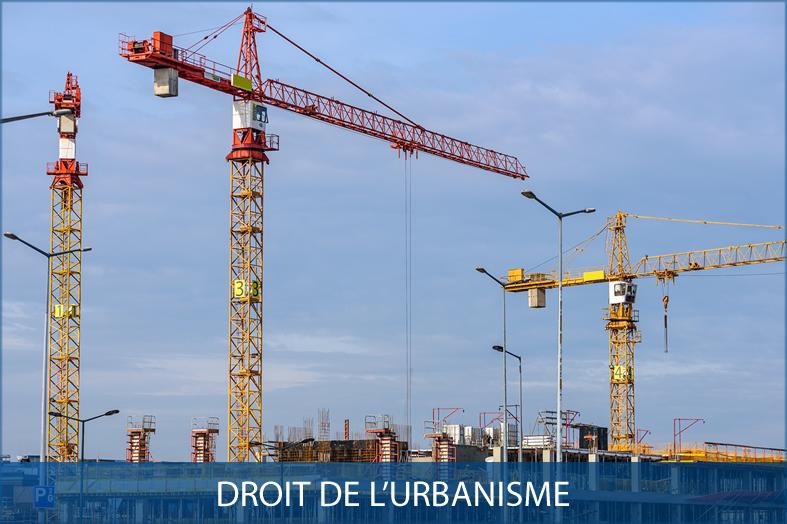 droit de l urbanisme et de la contruction
