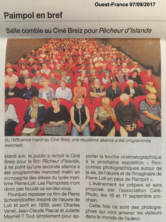 ouest france 07 09 2017