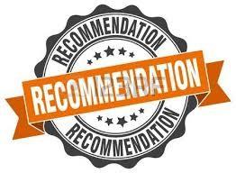 BCG Recommandations