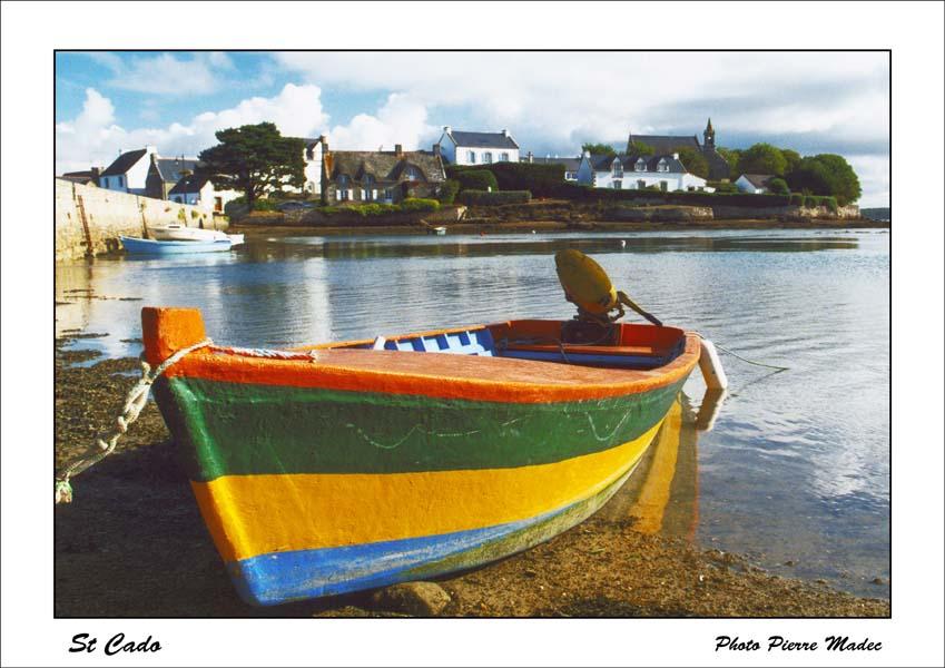 St Cado Morbihan