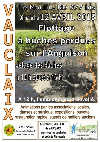 affiche vauclaix 1