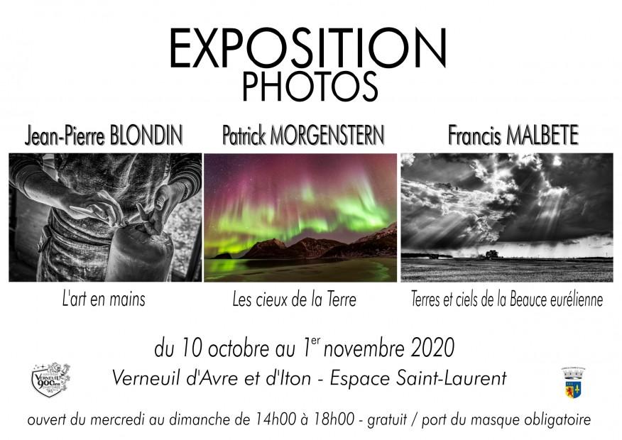 affiche expo octobre