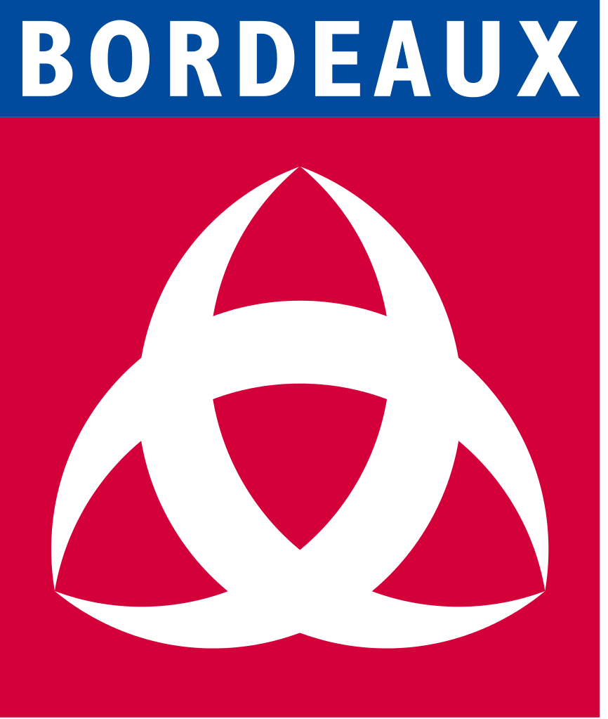 Ville de Bordeaux logo