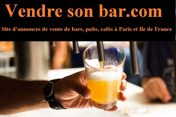 logo vendre son bar