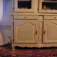 meuble peint lourdes 1