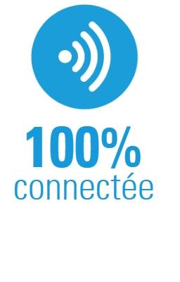 e aixam 100 pour cent connectee