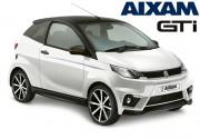 AIXAM COUPE GTI JPM AUTO CANNES 16 P