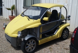 be two jaune 265