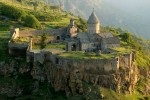1200px Tatev Monastery from a distance