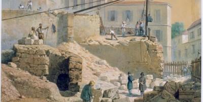 mise au jour des vestiges du rampart gallo romain 0 8d4a57a27df04ddea557967285221eb3 sb900x641 bb5x128x900x450