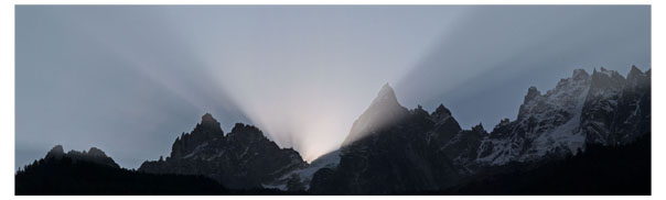 Aiguilles de Chamonix 4